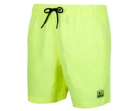 Mayo Short Neon Sarı