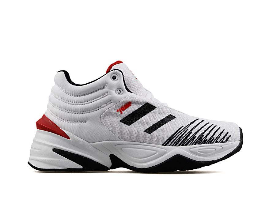 24774 M A White Black Red
