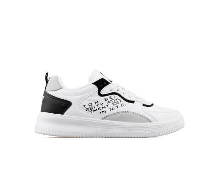 25725 C White Black Lt Grey