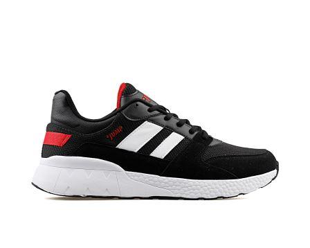 B Black White Red