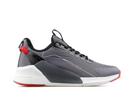 F Mid Grey Black Red