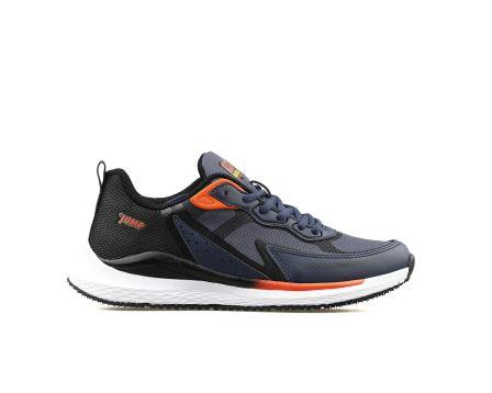 C Navy Black Orange