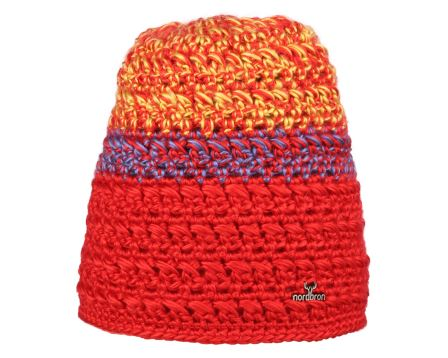 Terry Beanie Red