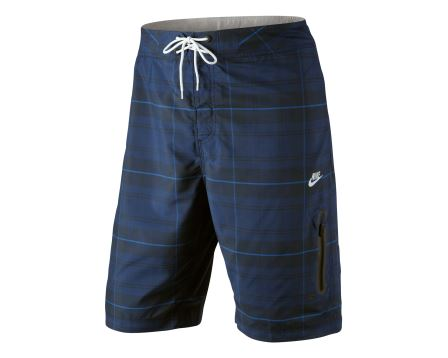 Plaid Prodigy Boardshort