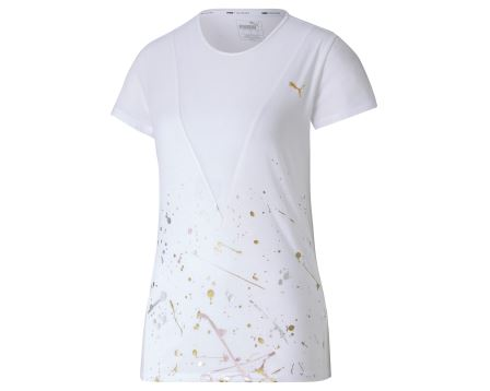 Metal Splash Deep V Tee