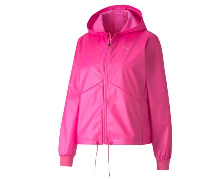Train Warm Up Shimmer Jacket