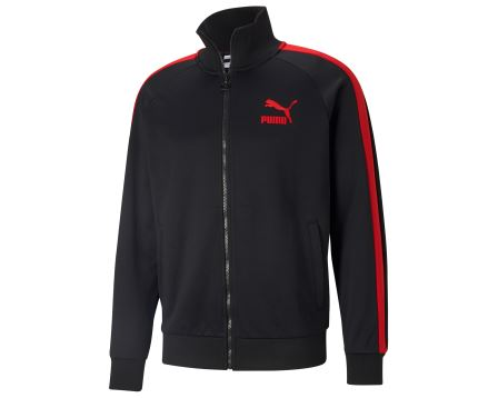 Iconic T7 Track Jacket Pt (S)