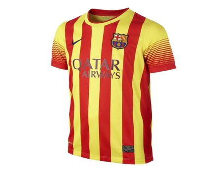 Fcb B Ss Away Stadium Jsy