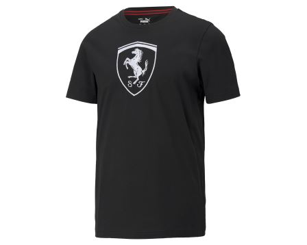 Ferrari Race Big Shield Tee