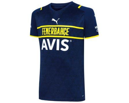 Fenerbahçe 2021/22 3Rd Forması