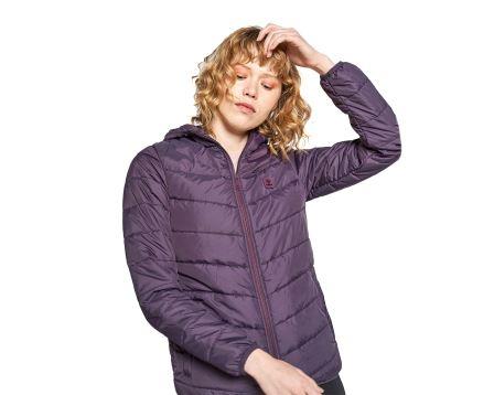 Perrine Zip Coat