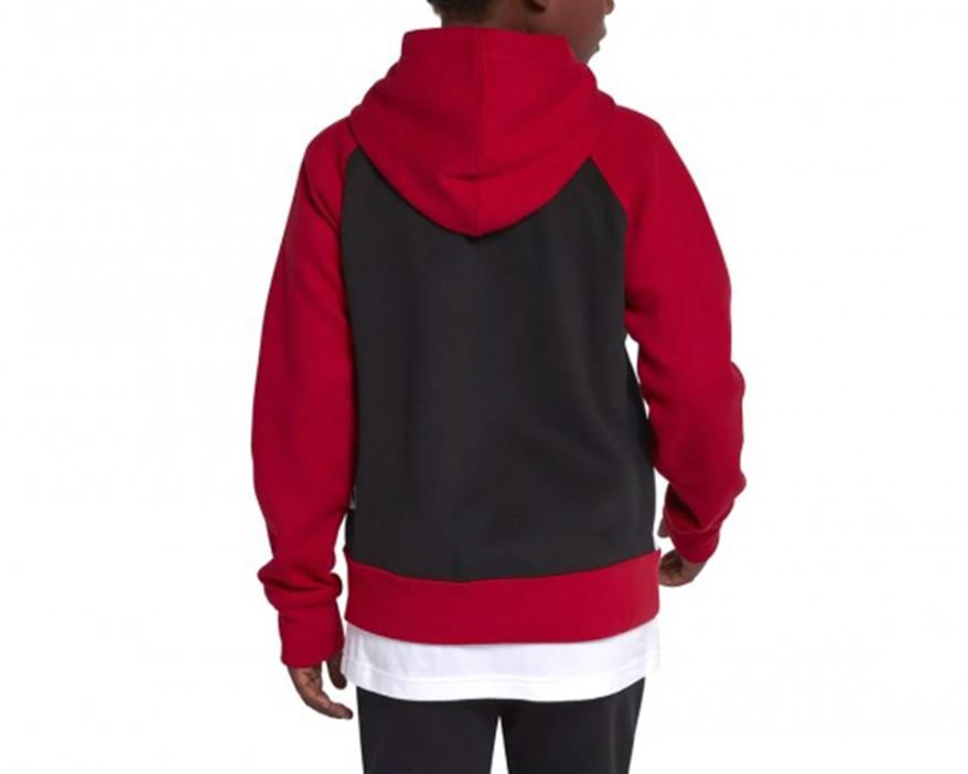 Diamond Fleece Full Zip Hoodie