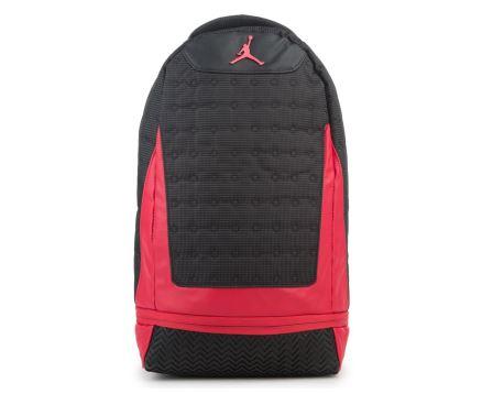 Retro 13 Pack Blk/Gym Red