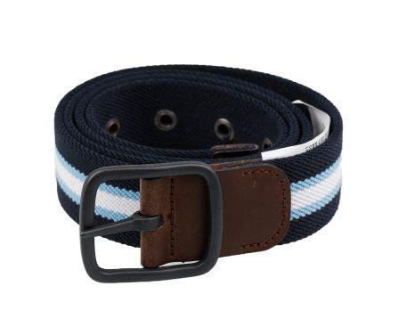 Elastic Canvas Strp Belt