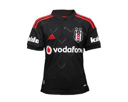 Besiktas 14 Away Kids Jsy