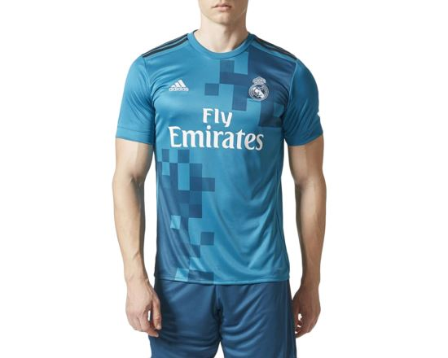 Real Madrid 3 Jsy