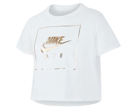 G Nsw Tee Crop Nike Air Dop