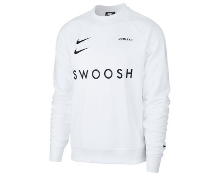M Nsw Swoosh Crew Pk