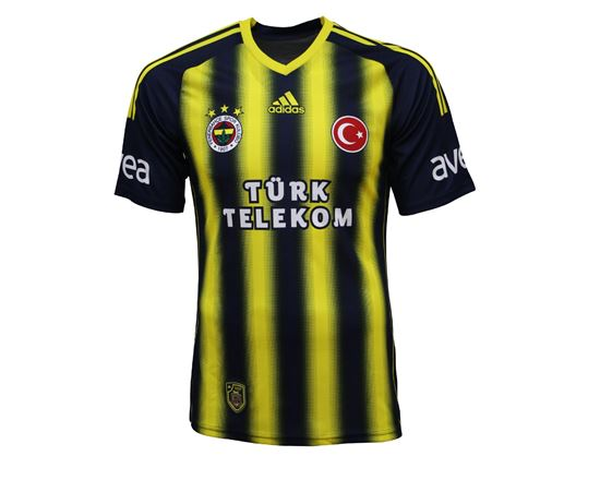 Fenerbahce 13 Home Rep Ss
