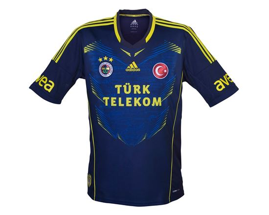 Fenerbahçe 13 Third Jr Jsy Ss