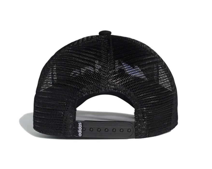 Curved Trucker