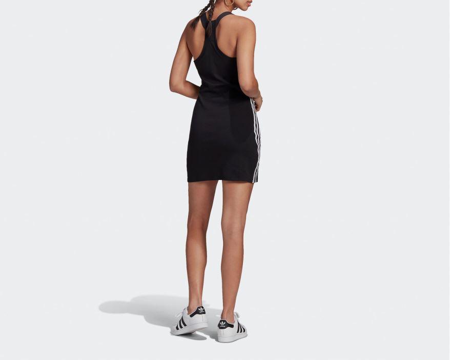Racer B Dress