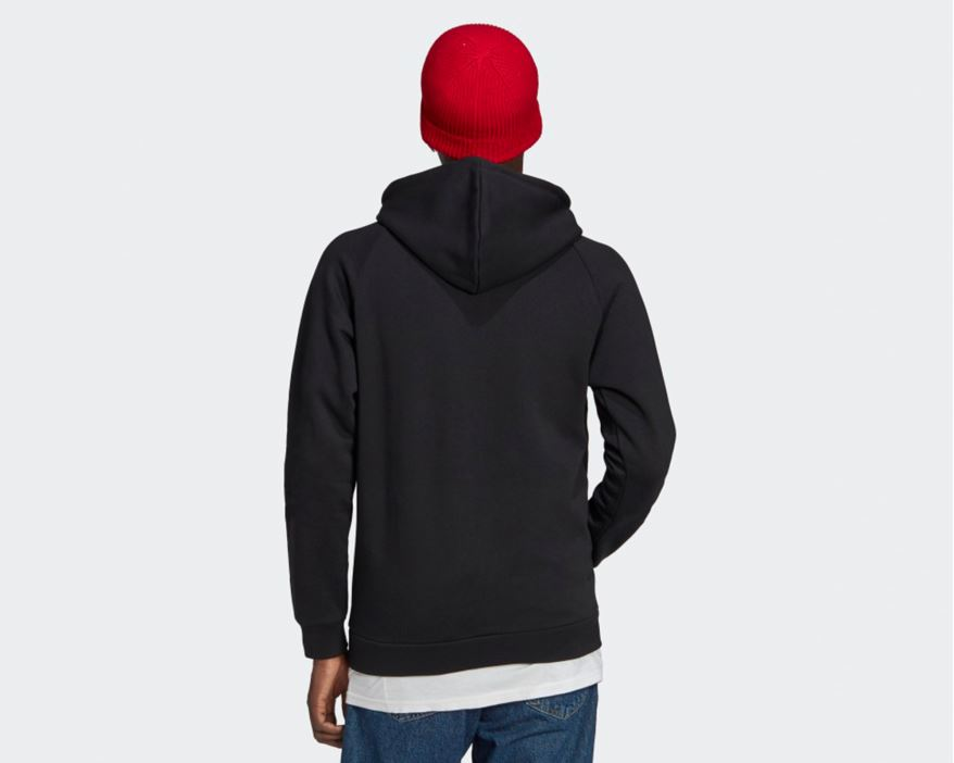3D Trefoil Hood