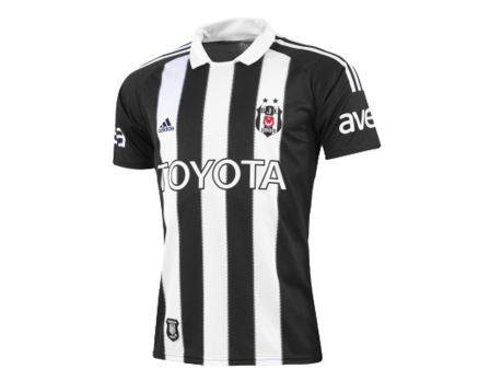 Beşiktaş 12 Jr Rep Jsy Ss