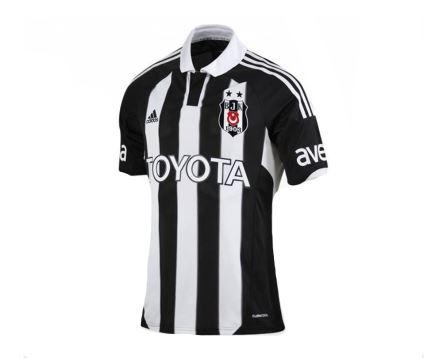 Beşiktaş 12 Jr Jersey Ss