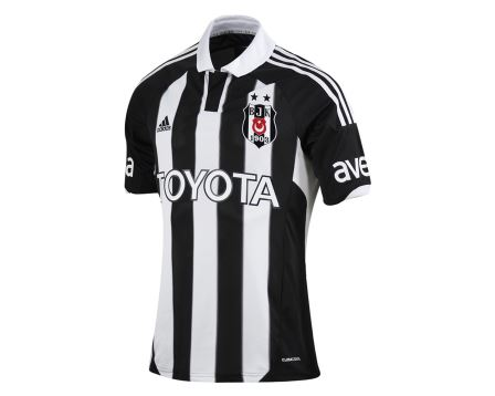 Besiktas 12 Away Ss