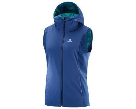 Insulated Jacket Medieval Blue