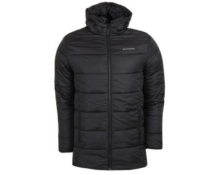 M Hooded Midi Length Jacket