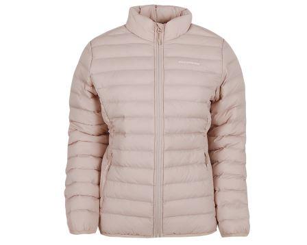 W Turtle Neck Essential Jacket