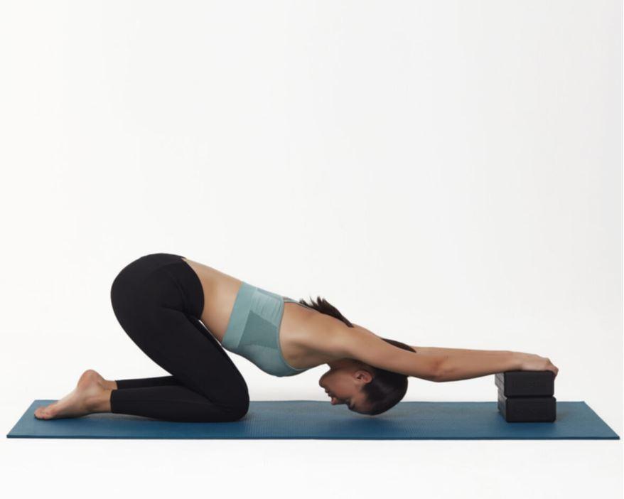 Yoga Blogu Sert Siyah