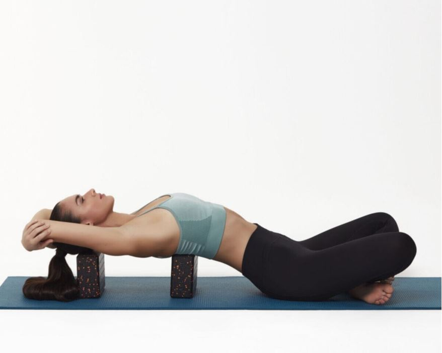 Yoga Blogu Siyah Pembe