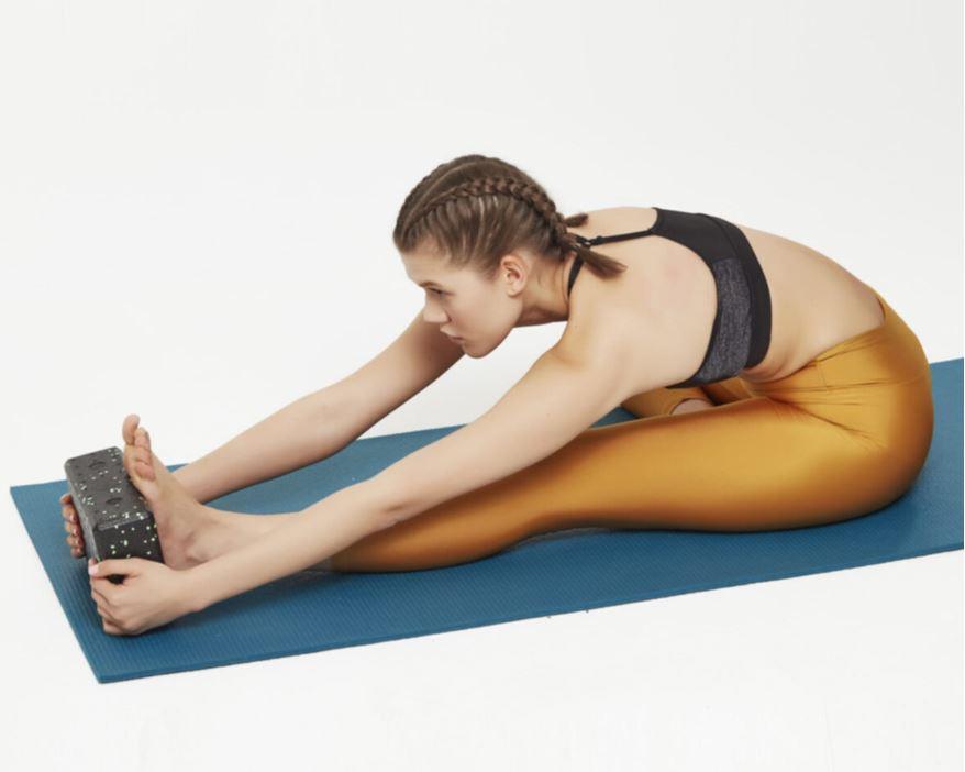 Yoga Blogu Siyah Yeşil