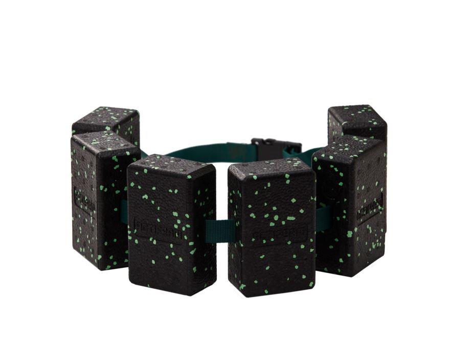 Yüzme Kemeri Siyah Yeşil
